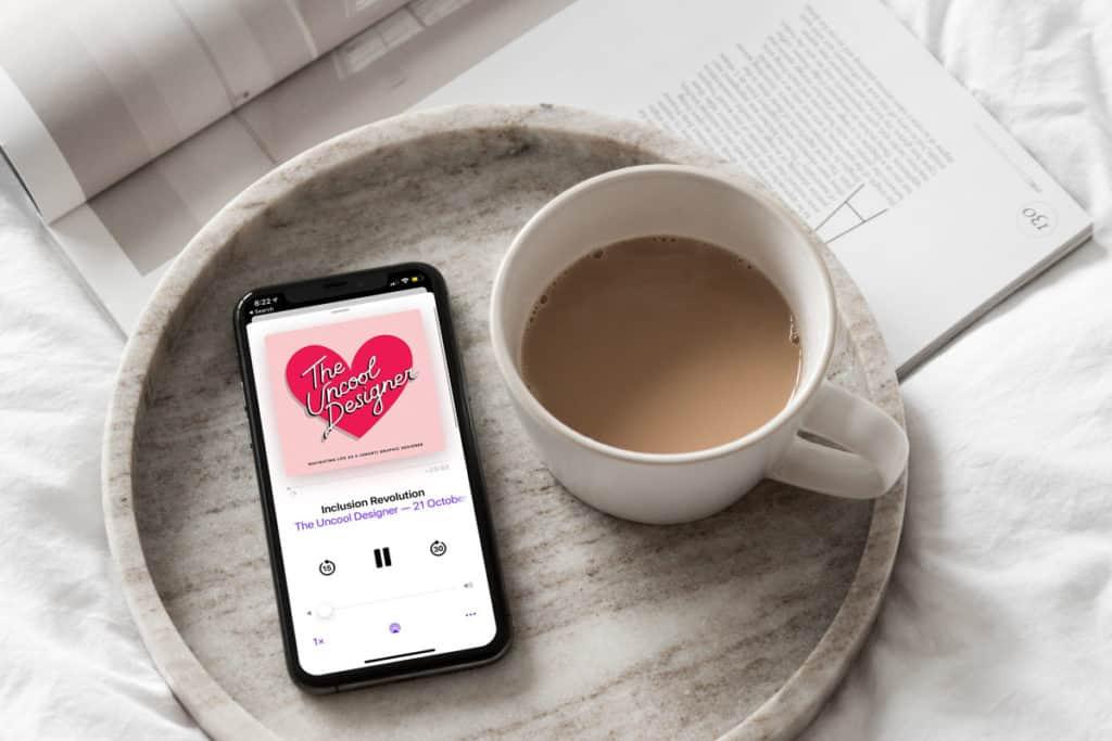 Uncool Designer Podcast Recommendation By Women Wealth WordPress